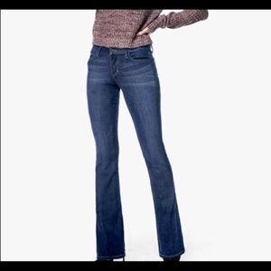 Joe's jeans bootcut jeans low waist