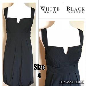 Gorgeous WHBM Little Black Dress Size 4