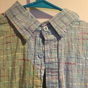 "button up ""dad"" shirt"