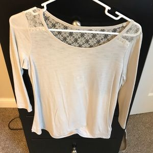 NWT EXPRESS 3/4 sleeve top
