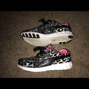 Puma Carson runner / cheetah print