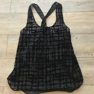 BB Dakota Black Tank