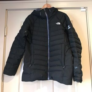 North Face Steep Series winter coat.