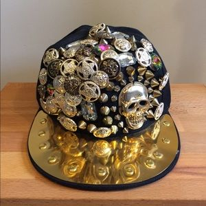 Accessories - Embellished Hat