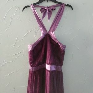 Jenny Yoo Collection Silk Gown