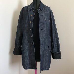 💯 Authentic Miu Miu denim jacket