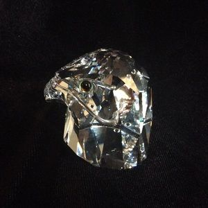 Swarovski crystal Falcon