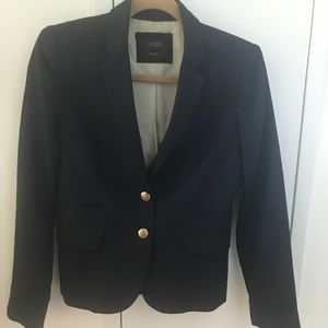 J.Crew schoolboy blazer