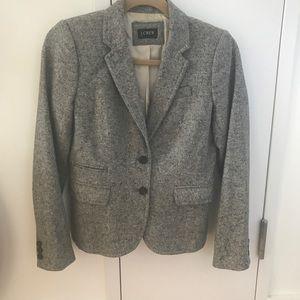 J.Crew wool schoolboy blazer