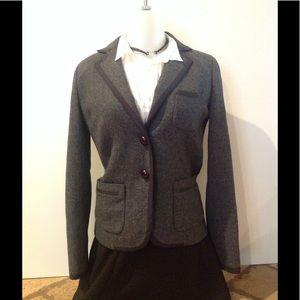 J.Crew blazer size 2 💯 %Wool