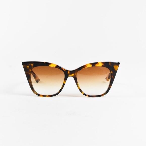 95d868f94fd DITA Accessories - DITA Magnifique Tortoise Shell Polarized Sunnies