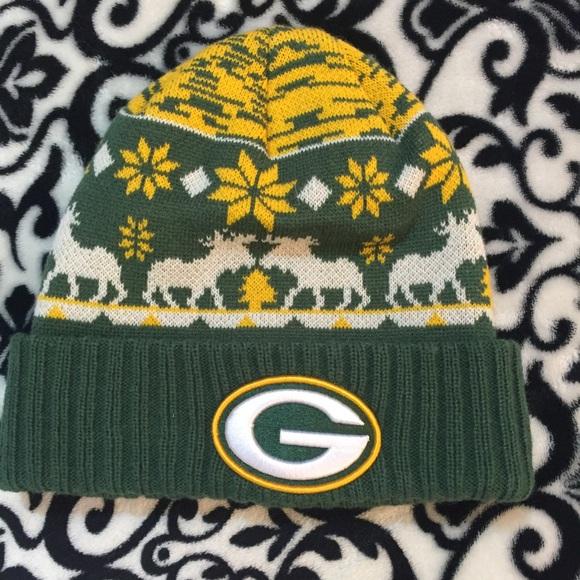 c7547137a2baf NWOT Packers winter hat! M 59ea30e37fab3ac424019020