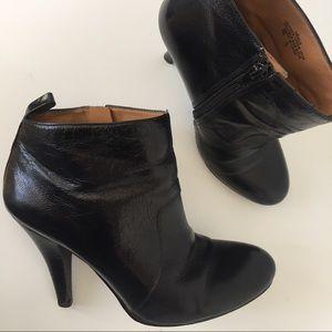 Nine West Black Ankle Boots Size 7M