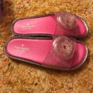 NWOT Kate Spade Slide-on Sandals