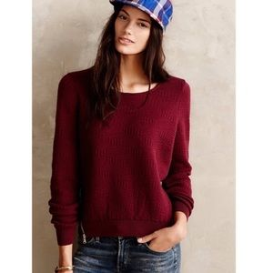 Anthropologie Moth 'Merle' Pullover Sweater
