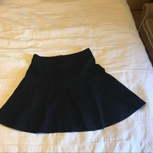 A-line Flared out skirt