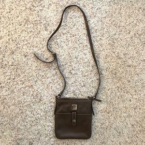 Dooney & Bourke crossbody leather purse