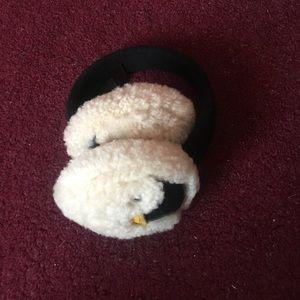 Penguin Earmuffs