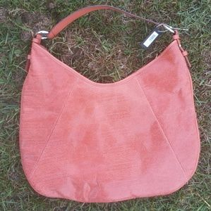New with tags Banana Republic XL Hobo Leather Bag