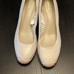 Natural wedge - Size 11 - Neutral - Veery Cute!