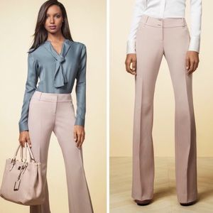 The Limited SCANDAL Rose Liv Flare Trouser Pants