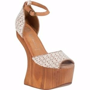 Jeffrey Campbell Str8up Sandal