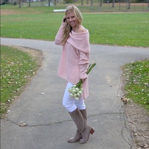 Goodnight Macaroon Pink Sweater