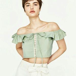 Zara top