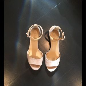 J. Crew wedge sandal