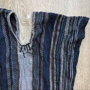 Striped Dress Handmade One of a Kind Comfy