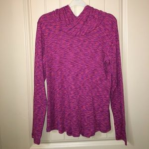 Columbia outerspaced raspberry hoodie top 1514021