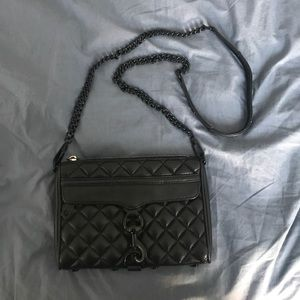 Rebecca Minkoff Quilted Mini Mac w/ Dustbag