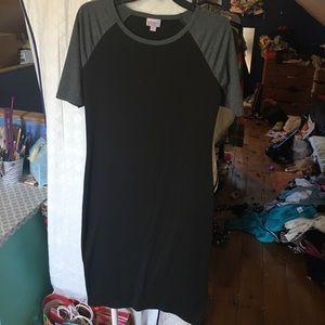 LulaRoe Julia Dress- size small