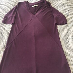 Soft Plum Abercrombie&Fitch dress!