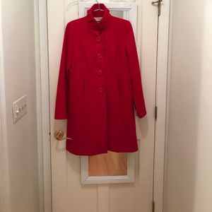 J CREW red jacket