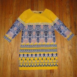 J Crew Long Sleeve Dress