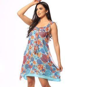 Gorgeous Chiffon Silk dress