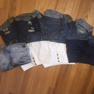 HUGE lot of shorts READ DESCRIPTION