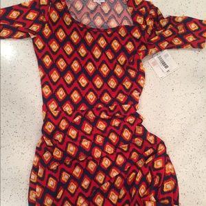NWT LuLaRoe Ana dress Medium