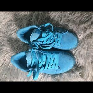 Blue Pumas