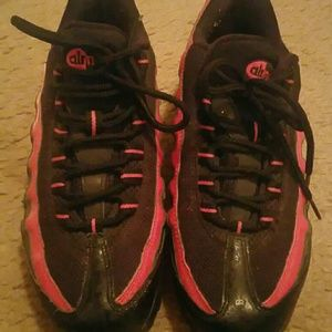 Airmax  95 Pink and Black