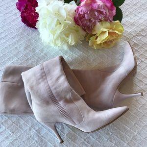 🔥Via Spiga Suede Boots
