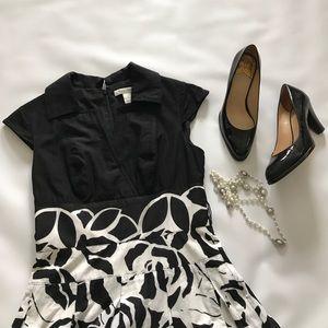 WHBM retro style dress