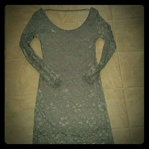 arden b. Lace Bodycon Dress