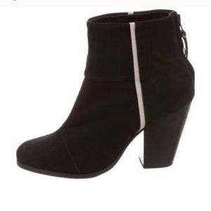 Rag & bone Newbury Boots in Suede