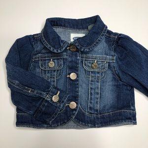 Infant Denim Jacket 6-12 Months