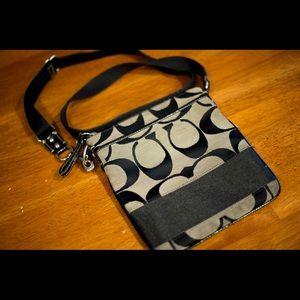 Authentic Coach satchel