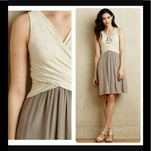 28f3ba96a133 Anthropologie dresses amadi lola crosswrap dress poshmark jpg 580x580 Amadi  lola wrap dress