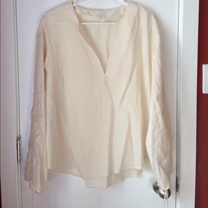 NWOT H&M Conscious blouse Sz 8