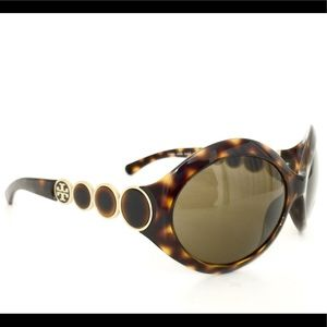 NEW AUTHENTIC TORY BURCH SUNGLASSES TY9002 510/73
